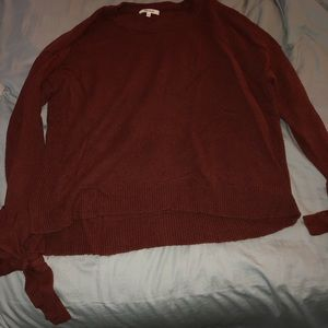 Large madewell sweater
